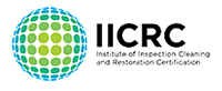 Institute of Inspection Cleaning and Restoration Certificate Logo